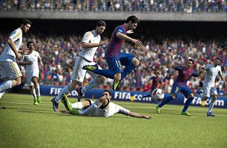 Ini Dia Fitur Ciamik di FIFA 13