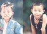 G-Dragon saat kecil. Rambutnya sudah bergaya. Maklum di usianya yang 8 tahun GD sudah mulai training di SM Entertainment. (dok YG Entertainment).