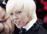 Tampil pirang untuk album solo Heartbreaker. GD mengaku rambut ini adalah rambut favoritnya. (YG Entertainment).