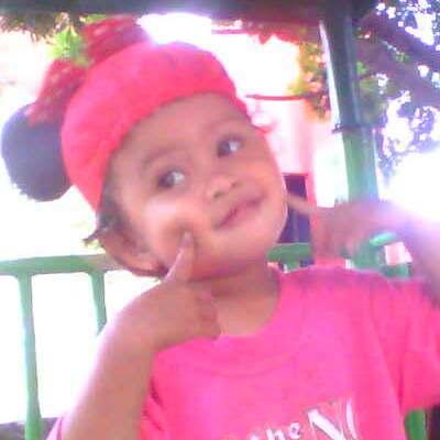 Thalitha Azza Cahyaningsih, 3 Tahun; Perempuan; f