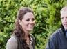 Kate terlihat sangat santai dengan mengenakan celana jeans dan boots. David Parker-WPA Pool/Getty Images.