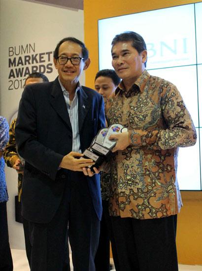 Rekind Terima BUMN Marketing Award
