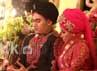 Nassar KDI dan Muzdhalifah tampak sangat bahagia.