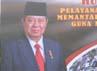 Peringatan tahun ini bertemakan Pelayanan Prima, Anti KKN, Anti Kekerasan, Memantapkan Kamdagri, dan Supremasi Hukum Guna Mendukung Pembangunan. Rusman/Setpres.
