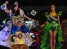 Selain peserta lokal, SBC 5 juga dimeriahkan beberapa Puteri Indonesia, diantaranya Puteri Indonesia 2011, Maria Selena; Puteri Lingkungan Tahun 2011, Liza Purnamasari; dan Puteri Pariwisata 2011, Andi Natassa. (Aloysius Jarot Nugroho)