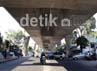 Jalan layang Antasari - Blok M yang waktu pelaksanaan pembangunannya selama 630 hari atau sekitar 1 tahun 7,5 bulan dengan sistem proyek multiyears sudah bisa dinikmati pengguna jalan di akhir tahun 2012.