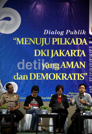 DPT Jadi Penyakit Proses Pemilukada