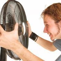 Udara Panas Bisa Bikin Orang Jadi Uring-uringan