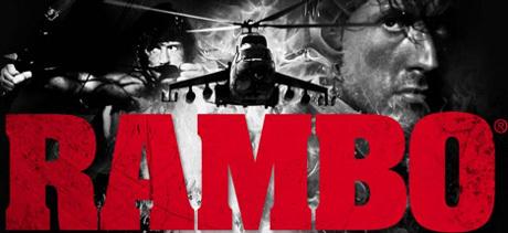 Rambo Siap Tempur dalam Video Game