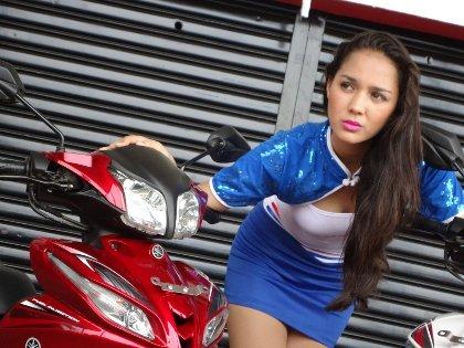 Desainer Motor Jupiter Z1 dan MotoGP Orang yang Sama!
