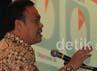 Ary Ginandjar pendiri ESQ memberikan pemaparan tentang reformasi birokrasi yang bersih dari korupsi.