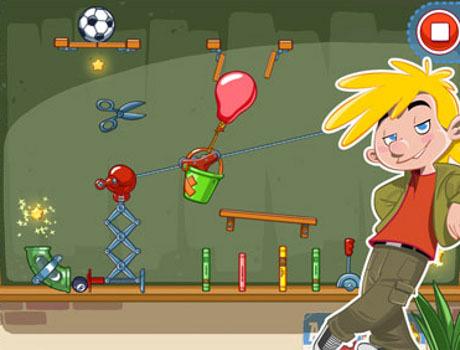 Amazing Alex: Game Asah Otak ala Pembesut Angry Birds