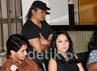 Suasana jumpa pers film Habibie & Ainun di kantor MD Entertainment, Jak Pusat, Minggu (15/7/2012). Gus Mun/detikHOT.