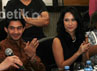 Jumpa pers film Habibie & Ainun di kantor MD Entertainment, Jak Pusat, Minggu (15/7/2012). Gus Mun/detikHOT.