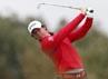 Salah satu peserta British Open asal Irlandia Rory Mcilroy turut mencoba sesi latihan ini. British Open menjadi salah satu kejuaran bergengsi di ajang golf internasional. Reuters/Cathal McNaughton.