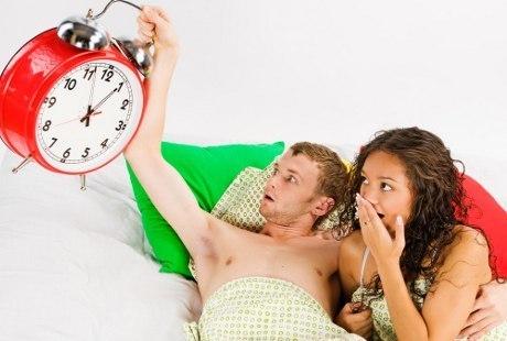 Berapa Durasi Rata-rata Ketika Berhubungan Seks?