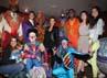 Keluarga Kardashian dan pemain sirkus. Zoltan Moric/Feld Entertainment via Getty Images.