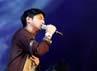 Sebanyak kurang lebih tiga buah lagu bernafaskan religi mereka bawakan untuk menghibur seluruh penggemarnya.