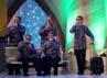 Tak ketinggalan, grup nasyid accapela, SNADA juga tampil di atas panggung konser tersebut.