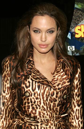 Motif Leopard ala Artis Hollywood