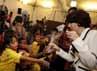 Buka bersama tersebut untuk mempererat hubungan dengan umat Islam di Indonesia selama bulan Ramadan.