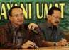 Kami punya keyakinan Jakarta yang multifungsi dan multimasalah, Foke-Nara bisa menyelesaikannya, ujar Suryadharma Ali.