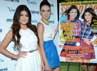 Kakak-adik Kendall dan Kylie Jenner saat menghadiri Seventeen Magazines September Issue Celebration di W Hotel Westwood, California, Kamis (2/8/2012). (Michael Buckner/Getty Images).