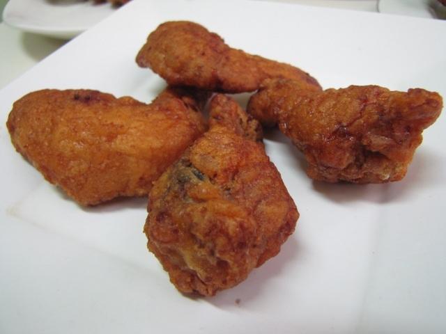 Nyam Nyam... Chicken Wings a la Korea yang Nikmat Berbumbu!