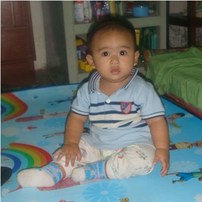 M Adhma Nata Dinul Haq, 9 Bulan; Lelaki; m