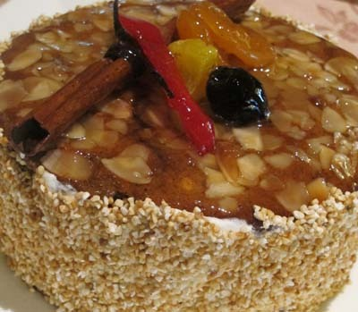 Resep Cake: Ontbijtkoek