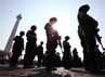 Sebanyak 2.500 polisi mengikuti apel Operasi Ketupat 2012.
