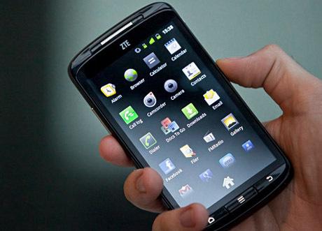 ZTE Skate, Android Terjangkau Berlayar Lebar