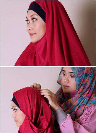 Tutorial Hijab yang Praktis & Stylish untuk Sehari-hari 1
