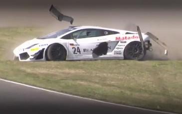 Balap Pakai Lamborghini, Pangeran Jerman Kecelakaan