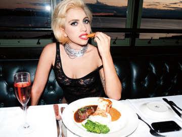Turunkan Berat Badan, Lady Gaga Hindari Makanan Bergluten
