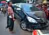 Kecelakaan mengakibatkan kemacetan panjang dari arah Solo menuju Semarang. (Aloysius Jarot Nugroho).