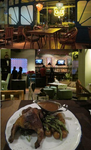 Nuansa Unik & Girly di Lulo Kitchen & Bar