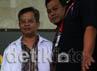 Jaksa Komisi Pemberantasan Korupsi (KPK) kemungkinan akan memanggil politisi Partai Demokrat (PD) Sutan Bhatoegana sebagai saksi di persidangan eks Dirjen Listrik Kementerian ESDM itu. Ramses/detikcom.