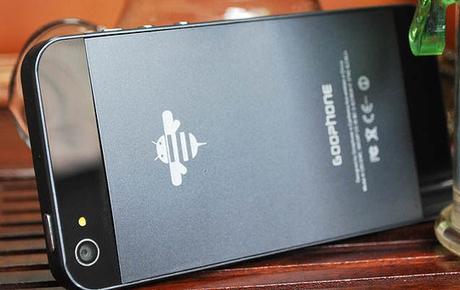 Pembuat iPhone 5 ala China Ancam Apple