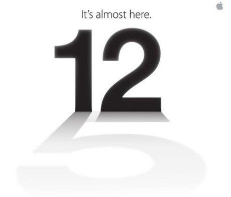 Siap-siap! Apple Sebar Undangan Peluncuran iPhone 5