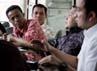 Diskusi ini diprakarsai oleh Forum Masyarakat Peduli Parlemen Indonesia (Formappi).