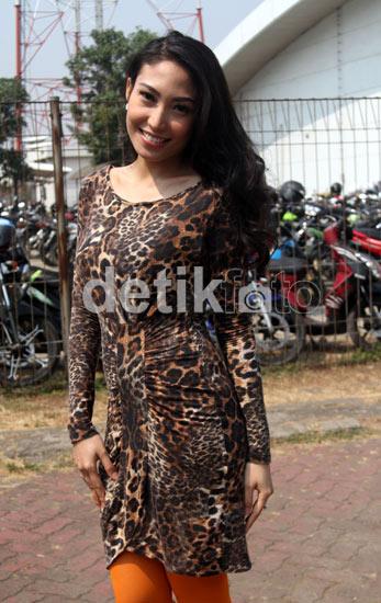 Dress Leopard Ayu Dewi