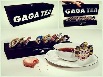 Gaga Tea, Inspirasi Minum Teh dari Lady Gaga