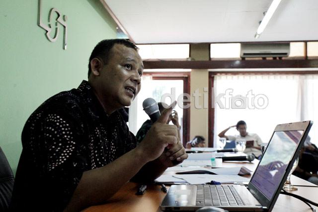 Survei LSI Sebut Citra Jokowi Lebih Baik