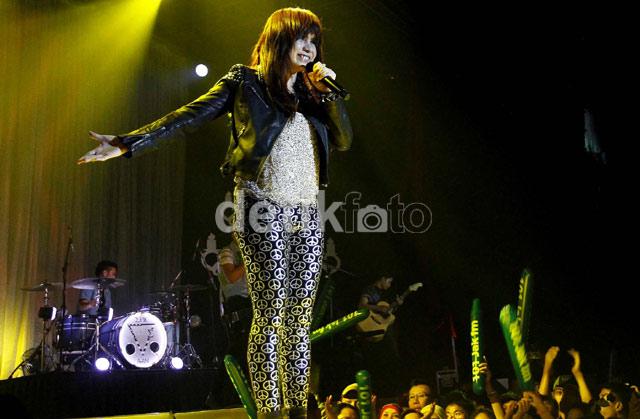 NOAH Tutup Konser 5 Negara dalam Sehari di Jakarta