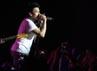 NOAH tampil menyanyikan lagu-lagu andalan Peterpan yang pada masanya juga sempat menjadi hits.