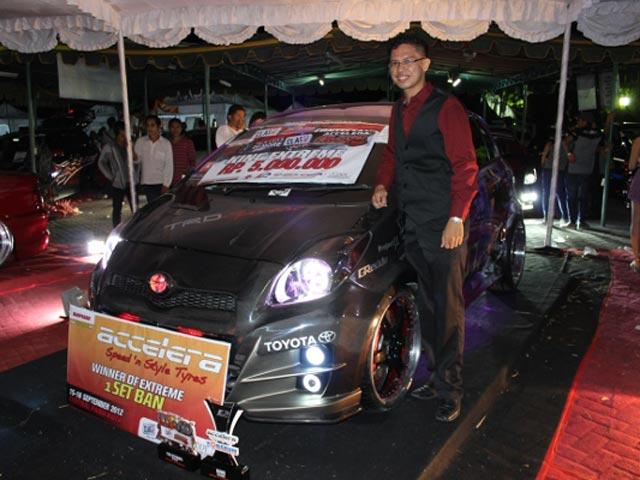 Raja Modifikasi Mobil Bali