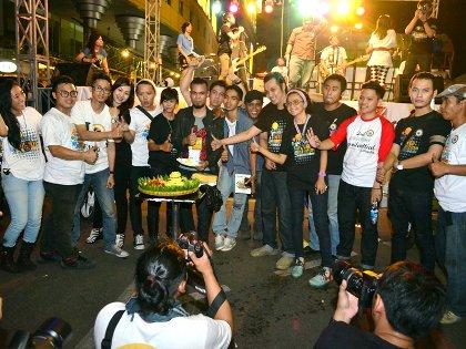 Komunitas Honda Scoopy Rayakan Ultah 2 Tahun