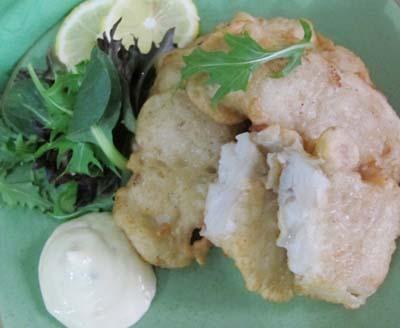 Resep Seafood: Ikan Goreng Tepung