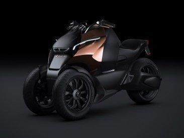 Skuter Tiga Roda Peugeot